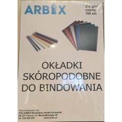 KARTON DELTA SKÓRA A4/100 BIAŁY